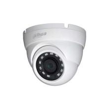 Dahua HAC-HDW2501M telecamera dome hdcvi ibrida 4in1 2K 5Mpx 2.8mm starlight audio input ip67