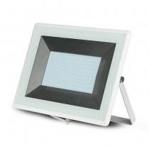 V-TAC VT-40101 projecteur led smd 100W blanc neutre 4000K E-Series ultra slim blanc IP65 - SKU 5968
