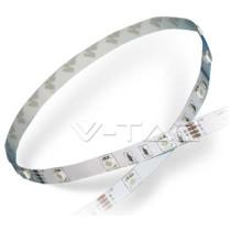 Striscia 150LED 5050 strip 5M No waterproof - Mod. VT-5050 IP20 SKU 2124 - Multicolor RGB