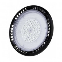 V-TAC PRO VT-9-98 100W LED industrial UFO chip samsung smd 8.000LM day white 4000K Black IP44 - SKU 556