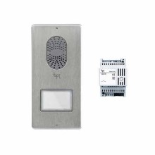 Expandable audio entry system base Kit Lithos Bpt KIT FREE-LC