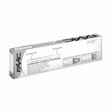 FAAC N1D kit AUTO automazione universale per persiane, 1 o 2 ante, bianco (9010)