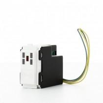 lecteur de clé proximité DK500M-P / B (DK30) Blanc