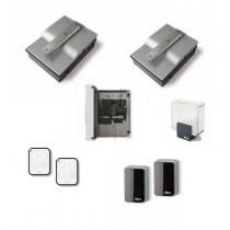 Kit NICE SFAB 2124 BD automazione cancello a battente interrato 2,3mt Encoder - SFAB2124BDKCE