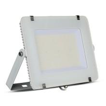 V-TAC PRO VT-306 Faro led 300W slim alluminio bianco chip Samsung SMD alta luminosità bianco freddo 6400K - SKU 794
