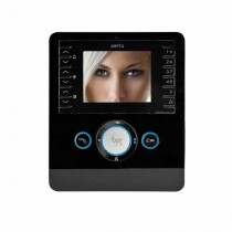 "Video entry panel with 3,5"" receiver with hands-free audio Perla PEV NF"
