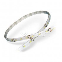 La bande LED SMD3528 300 LED 5mt blanches 6000K IP65 - 2031