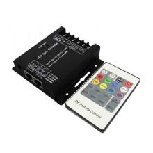 V-TAC VT-2420 Contrôleur pour bande LED RGB SYNC RJ45 avec télécommande - SKU 3339