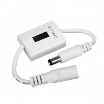 V-TAC VT-8072 Sensore di movimento IR corto raggio attivazione ON/OFF movimento mano per strisce led - sku 2557