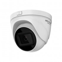 Hikvision HWI-T641H-Z Hiwatch series caméra dôme IP hd+ 4Mpx motozoom 2.8~12mm h.265+ poe slot sd IP67