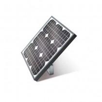 Pannello solare fotovoltaico per alimentazione 24V, Potenza 15W