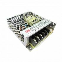 Alimentatore switching 50.4W 12Vdc 4.2A singola uscita LRS-50-12 MEANWELL