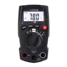 Tragbares ultrakompaktes Digitalmultimeter IEC/EN 61010-1 CAT III 600V Uniks M15