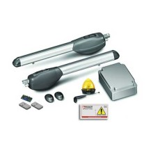 Complete kit for a pair of swing gate 2.5M Roger KIT R20/310