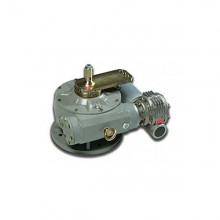 Motoriduttore interrato cancelli a battente 400V 8mt dx FROG-MD CAME SUPER FROG