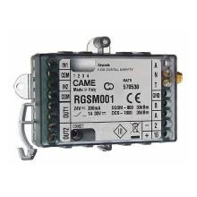 Came RGSM001 GSM-Modul Stand-alone-Gateway für die Remote-Verwaltung von Smartphone Gate + Radioempfänger