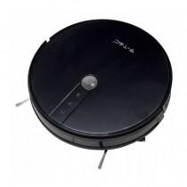 V-TAC VT-5555 Aspirapolvere lavapavimenti pulitura con acqua e base di ricarica corpo nero gestione remota da smartphone - sku 8650
