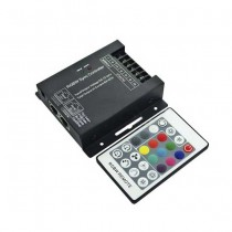 V-TAC VT-2424 Sync controller for strip LED RGB+W RJ45 with remote control - SKU 3338