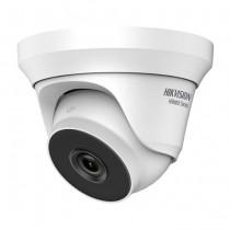 Hikvision HWT-T220-M Hiwatch series Caméra dôme 4in1 TVI/AHD/CVI/CVBS hd 1080p 2Mpx 2.8mm osd IP66