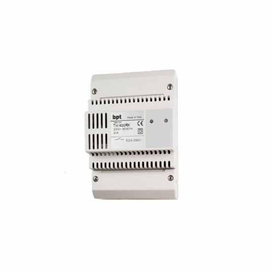 Ricevitore attuatore 1ch per cronotermostato via radio for Bpt thermoprogram th 24 prezzo