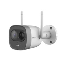 Dahua IPC-G26EP-IMOU Mini Network bullet lite IP-Cam WiFi 2Mpx HD 2.8mm PIR audio slot SD sirena allarme 110dB p2p Waterproof IP67