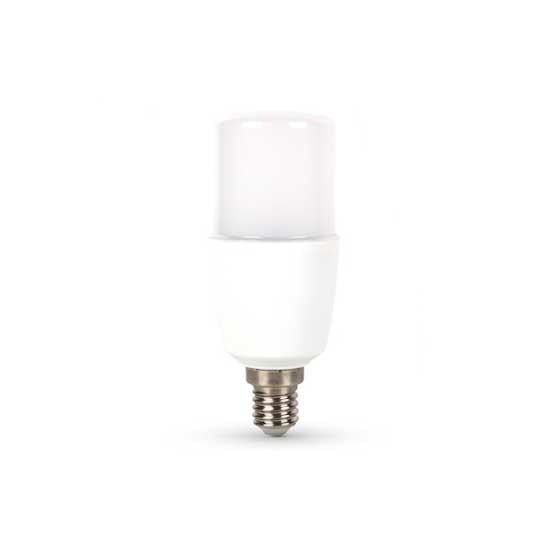 V tac vt 2029 lampadina tubolare plastica t37 led smd for Lampada tubolare led