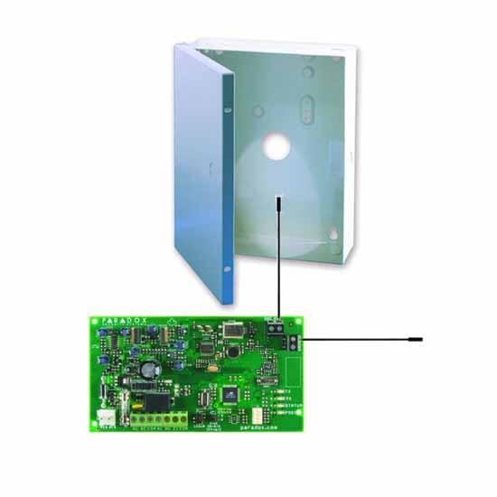 Radio repeater 868Mhz Paradox RPT1/86 - PXMXRP1
