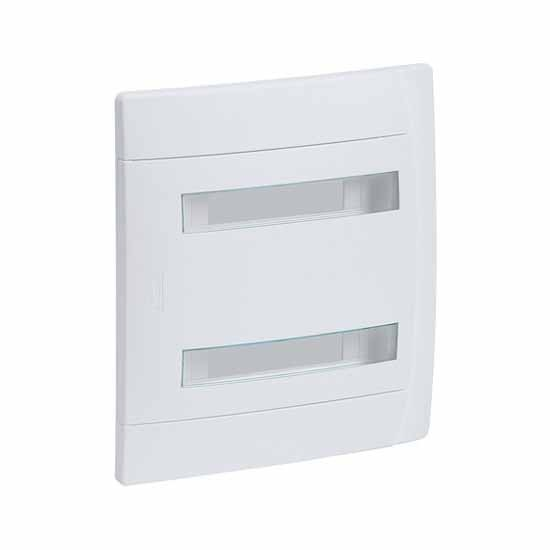 Centralino da incasso bianco 24 moduli din bticino for Bpt thermoprogram th 24 prezzo