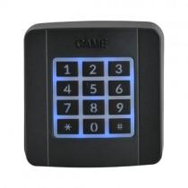 Selettore wireless a tastiera da esterno Came SELT1W8G - retroilluminato 868 Mhz