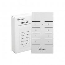 Telecomando 8 tasti controllo remoto wireless 433MHz SONOFF RM433