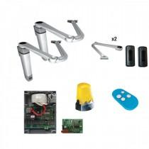 CAME 8K01MB-016 Kit automatisation a battant 1,8mt STYLO-RME réversible bras articulé ZLXM 24V