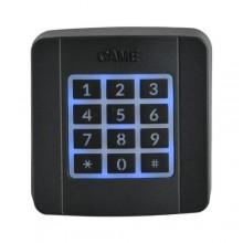 Came SELT1W4G Wireless-Tastatur-Wahlschalter - hintergrundbeleuchtet 433 Mhz