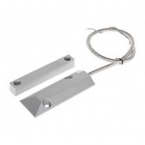 Contact magnétique boîtier renforcé métallique pour porte garage / fenêtre 1pcs - sku 90OC55