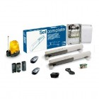 Complete kit for a pair of swing gate - 230V P24 ATI CAME fine c