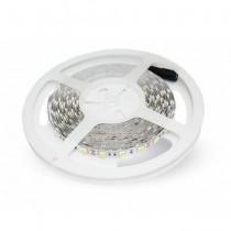 V-TAC VT-5050 Led strip SMD5050 60LEDs/5M IP20 green light - SKU 2138