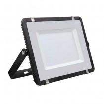 V-TAC PRO VT-300 Projecteur LED 300W slim noir Chip Samsung SMD blanc froid 6400K  - SKU 423