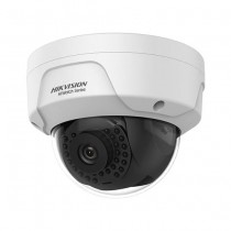 Hikvision HWI-D140H-M Hiwatch series telecamera antivandalica dome IP hd+ 4Mpx 2.8mm h.265+ poe osd metal IK10 IP67