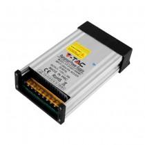 V-TAC VT-21401 400W LED SLIM Power Supply 12V 33A 3 outputs rainproof IP45 - SKU 3233