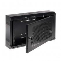 """Armoire Rack Suspendu Noir RAL9004 19"""" 6U 150mm"""