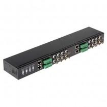 Dahua DH-PFM809-4MP 16ch passive video balun CCTV utp hd-cvi/ahd/hd-tvi/pal