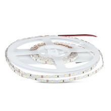 V-TAC VT-2835-S bande strip led S-series modelable SMD2835 12V 5m blanc chaud 3000K IP20 no wp - SKU 2559