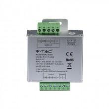 V-TAC VT-2408 RGB+W Verstärker Signal für LED Strip 12/24V - sku 3327