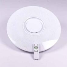 V-TAC SMART HOME 35W dome led-licht runde designer Oberfläche RGB+3IN1 dimmbar mit Fernbedienung und Lautsprecher cct - sku 1490