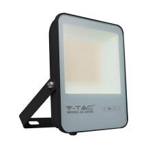 V-TAC Evolution VT-4931 Faro led 30W slim alluminio nero super efficienza 160LM/W bianco freddo 6400K IP65 - SKU 6703