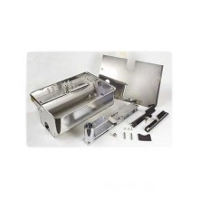 Stainless steel foundation box with release system for Underground operator 770 FAAC 490110