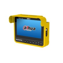 "Dahua PFM904 Tester professionale cctv da polso 4,3"" standard analogico 4IN1 AHD/HDCVI/TVI/CVBS"