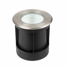 V-TAC VT-7681 12W LED-Stufenleuchte eingelassen neutralweiß 4000K 40° Körper schwarz-silber IP67 - sku 8621