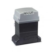 230V Automatisierung Schiebetüren im Ölbad SAFE 746 E R Z16 mit encoder für privaten Bereich 600Kg FAAC 109 776