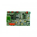 433.92 MHz radio frequency card for up to 25 transmitters