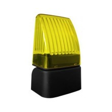 Nologo SNOD-LED-FULL LED flashing light with or without pre-lighting with transformer 12/24 Vac/dc 230 Vac